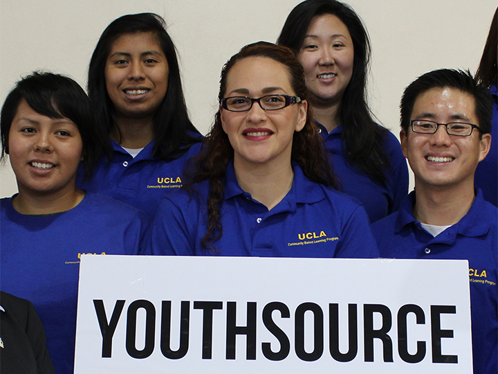 Los Angeles YouthSource Participants