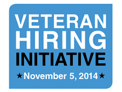 Veterans Hiring Initiative Event, November 5th