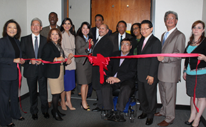 Pico Union-Downtown WorkSource Center Grand Opening on December 18, 2014