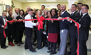 Sun Valley WorkSource Center Grand Opening on December 17, 2014