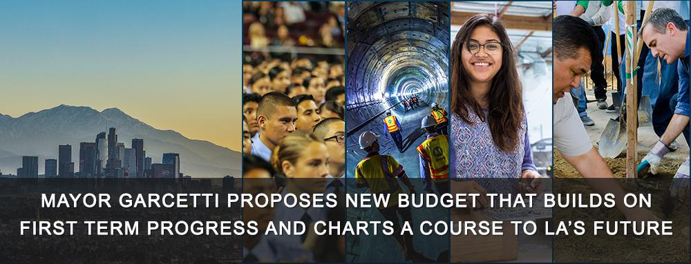 2018_CityofLA_Mayor_Budget