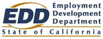 California Employment Development Department (EDD) logo