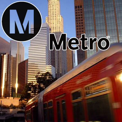 Los Angeles Metro logo