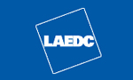 Los Angeles County Economic Development Corporation (LAEDC) logo